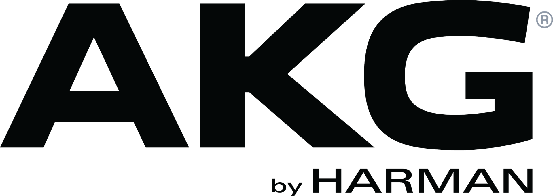 AKG logo bw