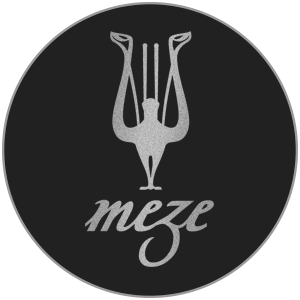 Meze Headphones BW copy