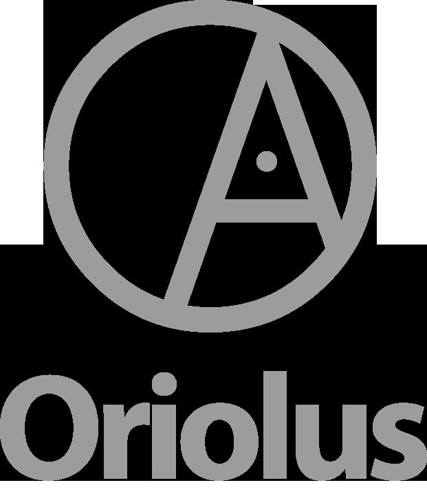 Oriolus logo bw