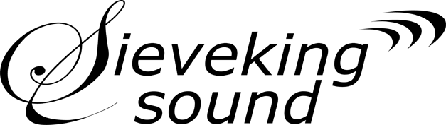 Sieveking Sound bw logo