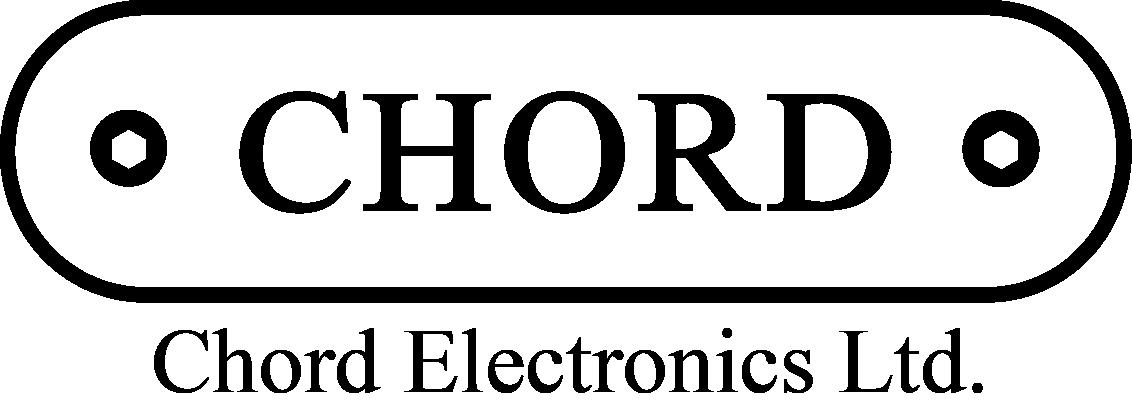 Chord logo bw