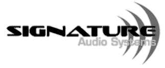 Signature Audio Sys