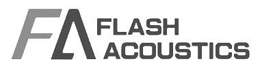 Flash Acoustics Logo